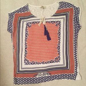 Papaya Weekend Shirt